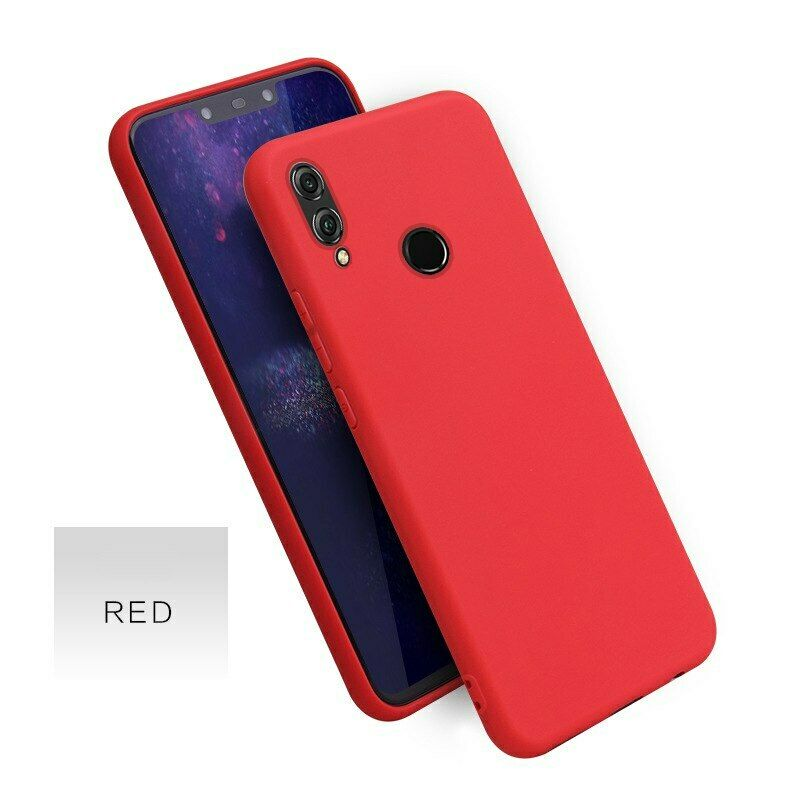 For Samsung Galaxy A50 A40 A70 A20E A80 Soft Silicone Shockproof TPU Case Cover 9