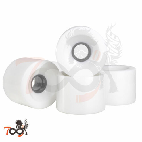 Cal 7 Skateboard Cruiser White Color 70mm 83a Wheel With Bearing