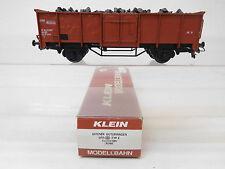 MES-54103 Klein Modellbahn 3088 H0 Güterwagen B 5018525-9 mit Ladung K-NEM