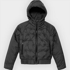 The North Face Girls Mashup Black Puffer Jacket Size L(14-16) $130