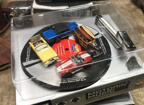 Hot Wheels Numbered Limited Edition MOTORIN/' MUSIC Target Exclusive *NIB* 1997