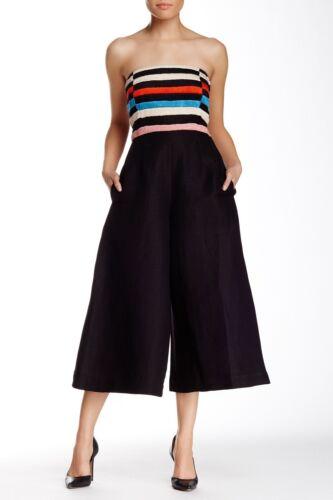 Mara Hoffman Strapless Jumpsuit Size 2