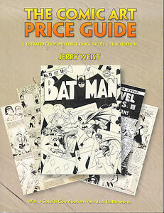 The-Comic-Art-Price-Guide-Illustrated-with-Price-Range-Values-3rd-Edition-2011