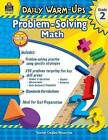 Daily Warm-Ups: Problem Solving Math Grade 2 by Mary Rosenberg (Paperback / softback)