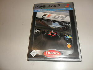 PlayStation 2  PS 2  F1 - Formel Eins 2004 [Platinum] (4)