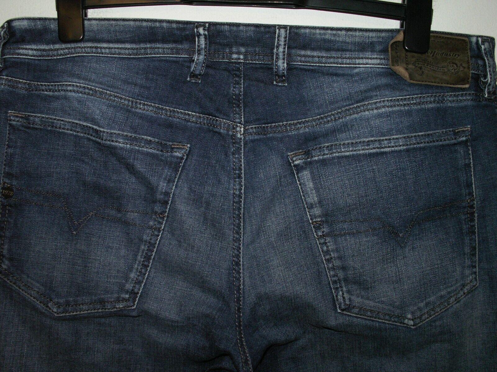 Diesel waykee regular-straight fit jeans wash 0831C stretch W38(37) L32 a4721  | Bequeme Berührung  | Neu  | Online Kaufen