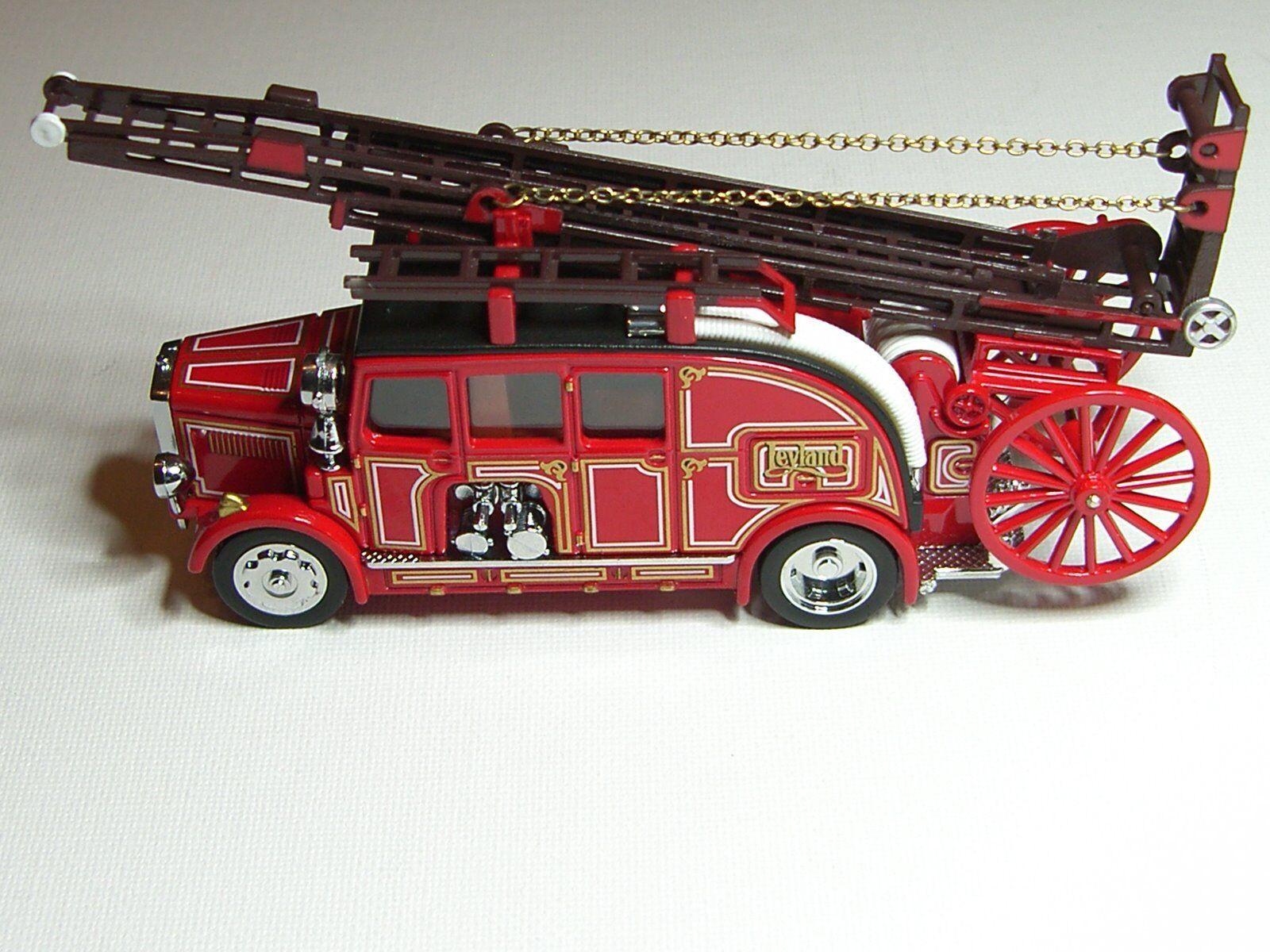 Matchbox Models of Yesteryear 1936 Leyland Cub Fk – 7 Fire Engine  | Überlegen