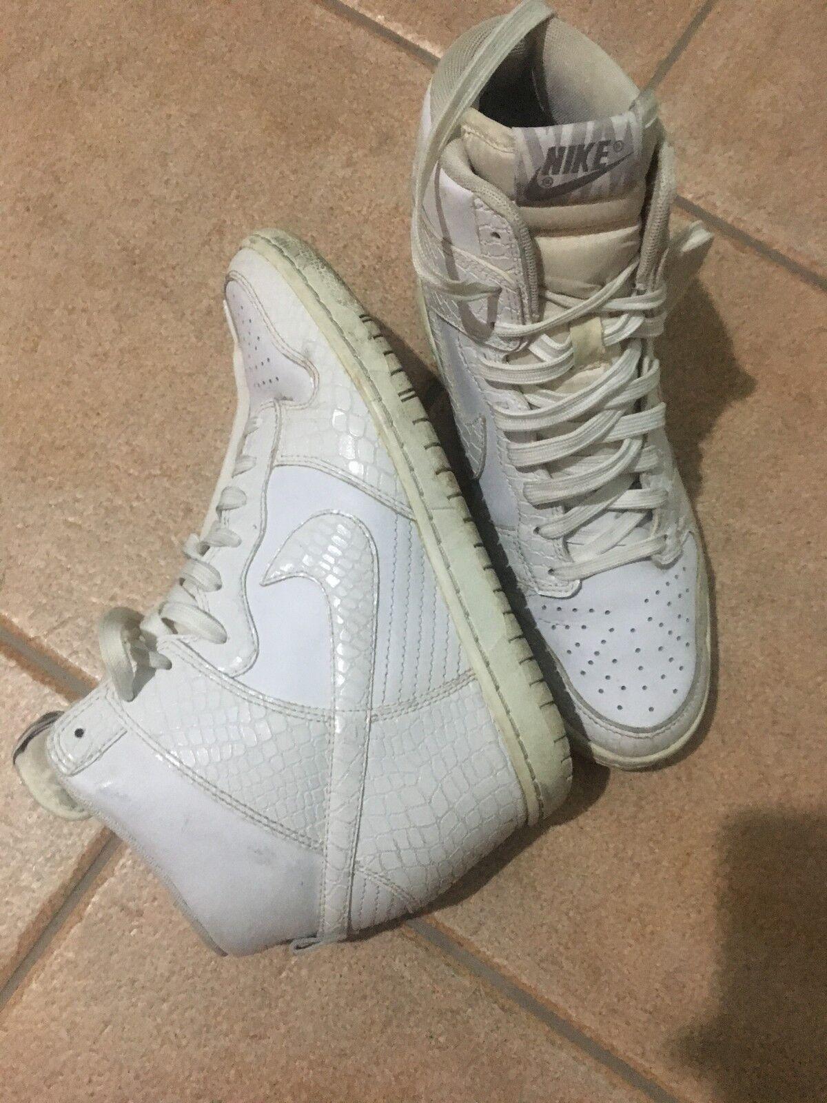 NIKE mujer zapatos mujer NIKE CON RIALZO INTENO NUM Talla 39 2b8d38