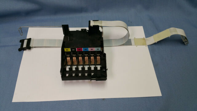 130nr Carriage w//Trailing Cable Q1292-60202 HP Designjet 130