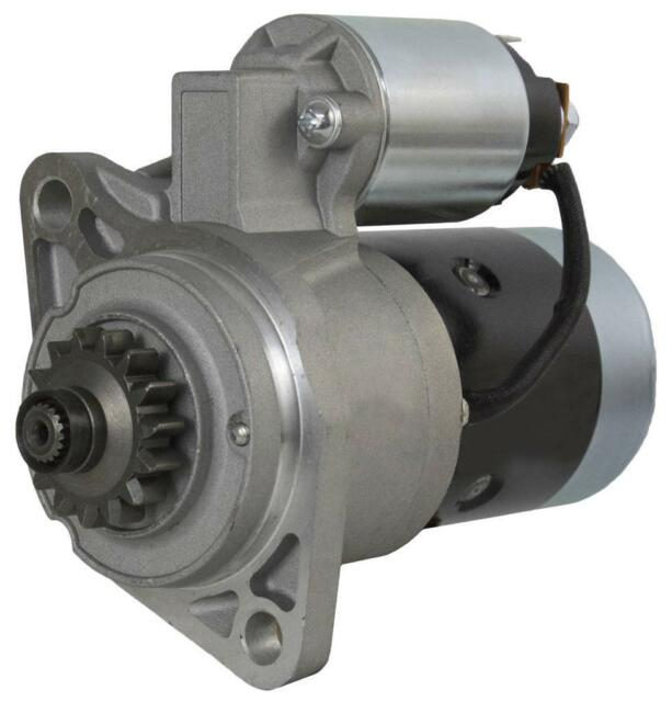 15 Tooth 1 6kw OSGR Starter Motor Fits MITSUBISHI Tractor D1650 D1850 D2050