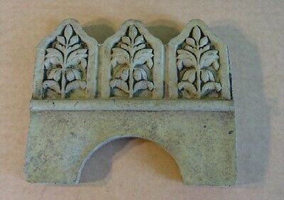 Greek Floral Border Edging Edger Concrete Mold 5005 Moldcreations