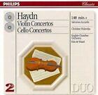 Haydn: Violin Concertos; Cello Concertos (CD, Feb-1994, 2 Discs, Philips)