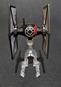 2016 Mattel Hot Wheels Star Wars First Order Tie Fighter Special Forces Loose