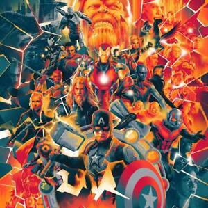 Ost - Avengers: Endgame (180g Coloured 3lp) [Vinyl LP] 3LP NEU OVP