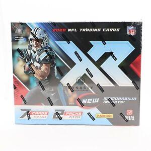 2020-Panini-XR-NFL-Football-Hobby-Box-NEW-SEALED-FREE-SHIPPING