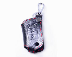 Leather-Key-Holder-Case-Cover-Fit-for-LAND-ROVER-Range-Rover-Sport-Discovery-3