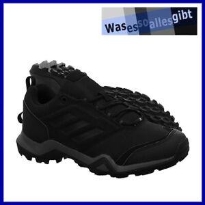 SCHNAPPCHEN-adidas-Terrex-Brushwood-Leather-schwarz-Gr-40-2-3-O-8383