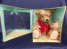 "Penhaligon's London Limited Edition Jointed Teddy Bear for Saks Fifth Avenue 17"""