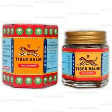 30g Original TIGER Red White Balm Thai Massage Ointment Relief Muscle Ache Pain