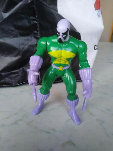 MARVEL Action Figures Toy Biz sfuse vari personaggi Spider-Man FQ e Villains ecc