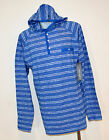 Billabong Mens Light Weight Hoodie - BLUE & WHITE - SIZES - S,L,XL & XXL- NEW