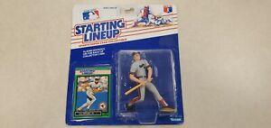 CAL RIPKEN JR. BALTIMORE ORIOLES 1989 MLB STARTING LINEUP BASEBALL STARTING LINE