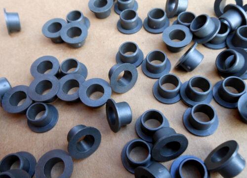 10 Stück IGUS zylindrisches Gleitlager Gleitbuchse mit Bund GFM-0810-07