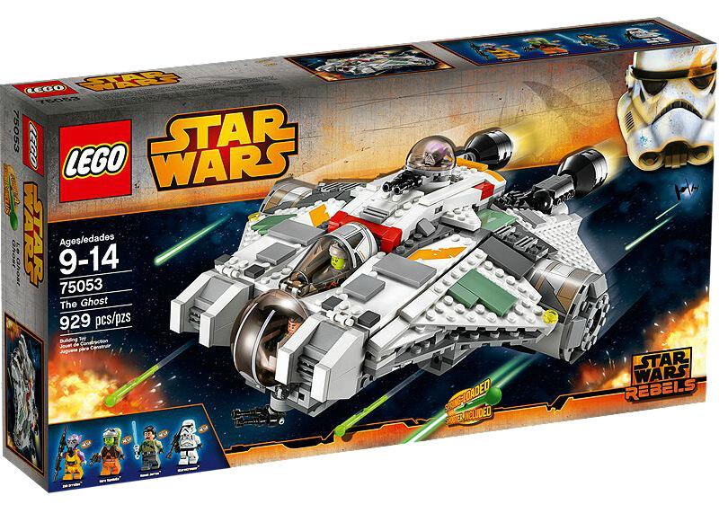 LEGO Star Wars Rebels, Wookie Gunship (75053) - BRAND NEW (SEALED UNOPENED)