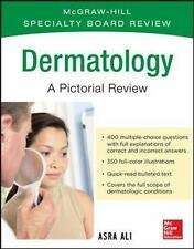 McGraw-Hill Specialty Board Review Dermatology A Pictorial Review 3/E (Mcgraw-Hi