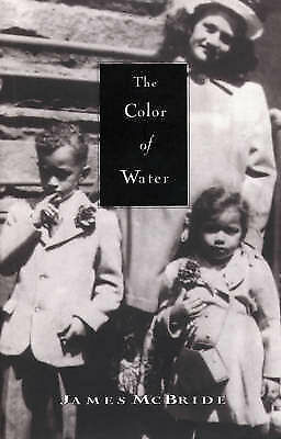 James McBride  THE COLOR WATER