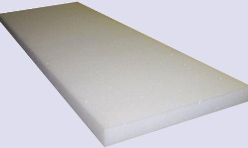 Schaumstoffplatte  Polster Matratze Zuschnitt 100x200x11 cm RG 21