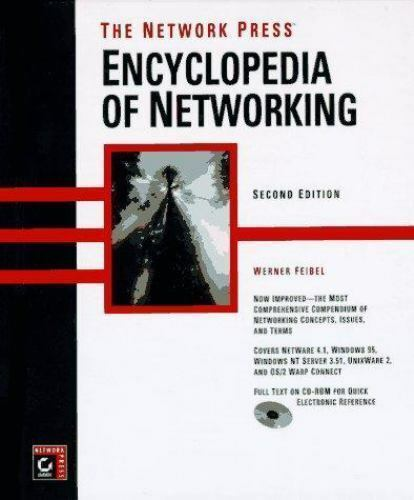 The Encyclopedia of Networking Feibel, Werner Hardcover Used - Very Good