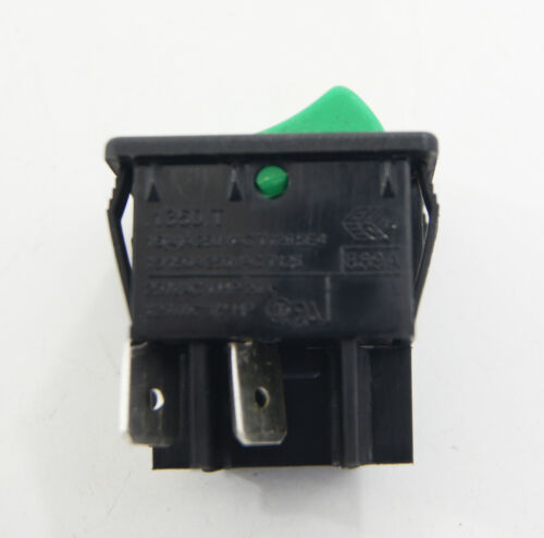 Genuine Numatic Henry Vaccum Cleaner 4-Tag Green High//Low Power Rocker Switch