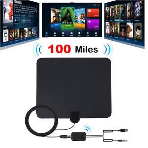 Antenna-TV-digitale-da-interno-100-miglia-con-amplificatore-di-segnaleHDTV-An-BY