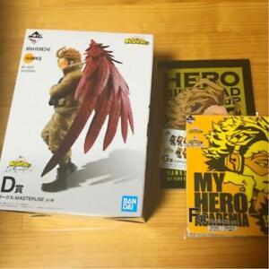 Hawks Figure Prize D F G 3Set Lottery Ichiban Kuji My Hero Academia I/'m Ready