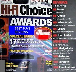 what hi fi awards 2006