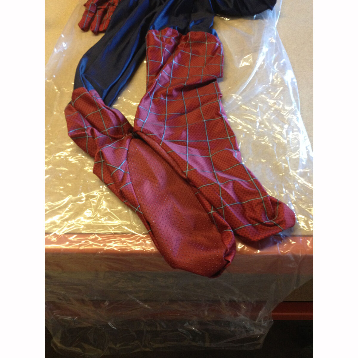 The Amazing Spider-Man 2 Theatrical  Adult Teen Costume Disguise 73061