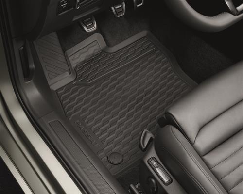 Original VW Gummifußmatten Passat 3G1061502A 82V Gummimatte Allwettermatten vorn