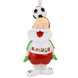 Tree-Buddees-Soccer-Santa-Sports-Christmas-Ornament-Funny-Xmas-Football-Sports