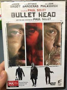 Bullet-Head-brand-NEW-sealed-region-4-DVD-2017-thriller-movie