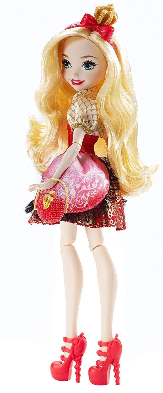Mattel Ever After High Apple Weiß Tochter von Schneewittchen ROYAL BBD52 OVP