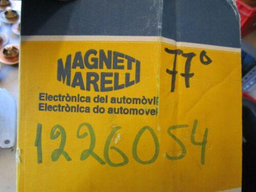 1226054 Opel Rekord C D Commodore A B Thermostat 74° Neu Orig