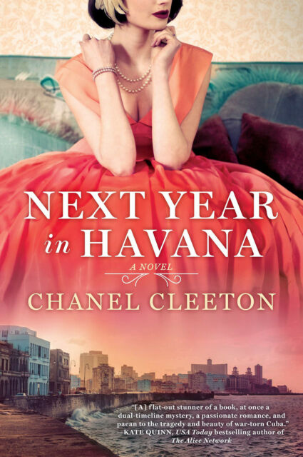 🔥 Next Year in Havana by Chanel Cleeton ✅ FAST DELIVERY ✅