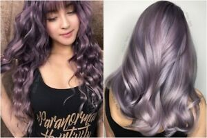Details About Berina A21 A41 Light Violet Permanent Hair Dye Color Cream Uni Punk Style