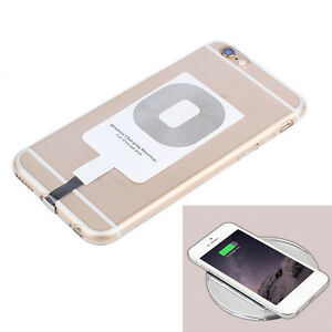 info for 4da5a a15b2 Details about Qi Wireless Charger Charging Pad Mat Dock Receiver For iphone  6 Plus 6S 5S 5C