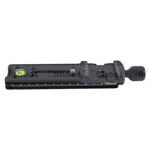 iShoot-140mm-Klammer-Clamp-Schnellwechselplatte-fur-Kamera-Stativ-Kugelkopf
