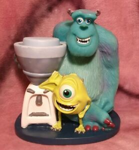 Details about Disney/Pixar Monsters Inc Dixie Cup Holder - Mike and Sulley