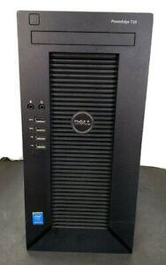 Dell PowerEdge T20 Tower Server - Intel G3320 ** BARE BONES ** POWERS TO BIOS **