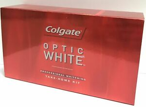 Colgate Optic White Gel Professional Whitening Take Home Kit 9 788536250310 Ebay