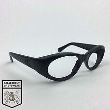 CALVIN KLEIN eyeglass BLACK frame OVAL Authentic. MOD: K3002